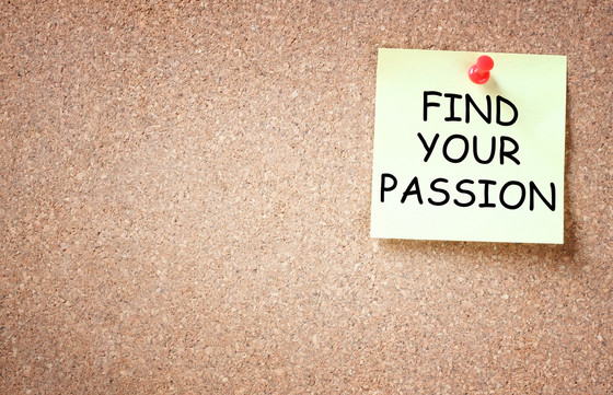 What is passion and how do you get some?