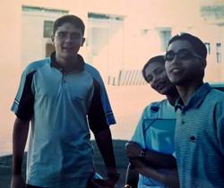 Alunos da turma 1998.2
