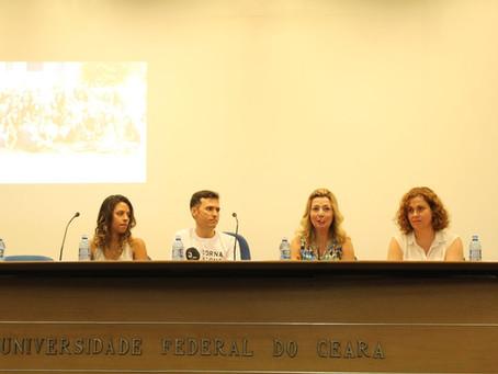 Conferência sobre carreiras jornalísticas dá início às comemorações do Curso
