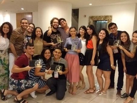 Jornalismo vence em sete categorias do Expocom Regional 2017