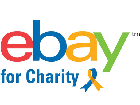 Selling For Charity on Ebay
