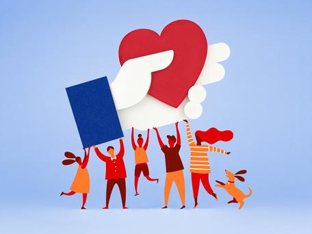 Creating a Facebook Fundraiser