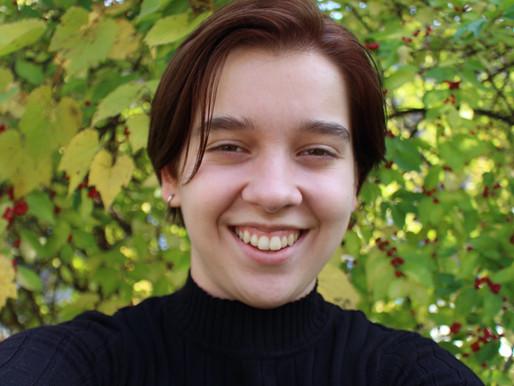 Intern Spotlight: Clare Peine