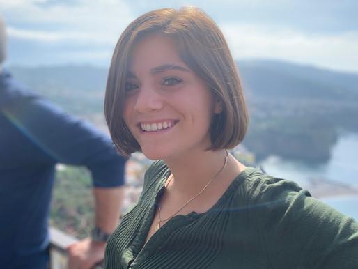 Intern Spotlight: Cassie Pavain