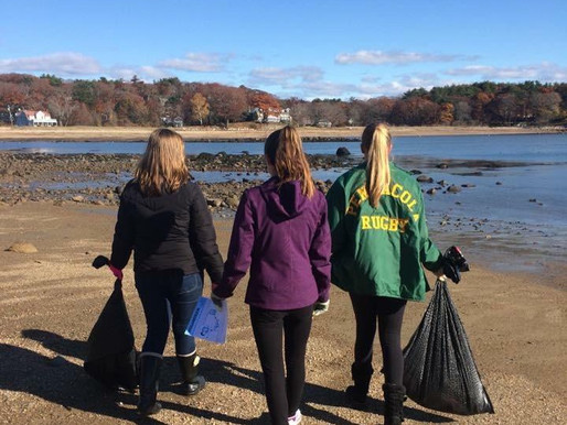Words From Our Interns: How Seaside Sustainability Helps Young Activists Find Their Voice