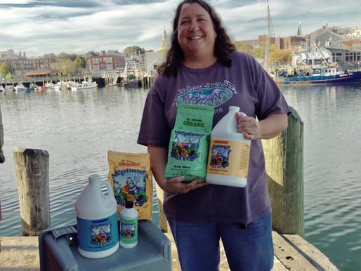 Neptune's Harvest's Donation to the Rosebud Reservation