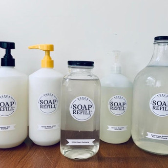 Partnering with Essex Soap Refill