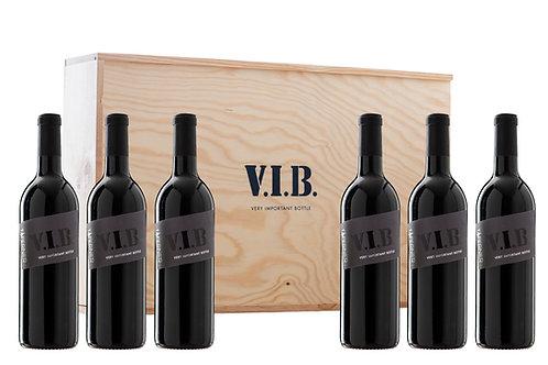 V.I.B. Very Important Bottle 2017 | 6 x 0,75L