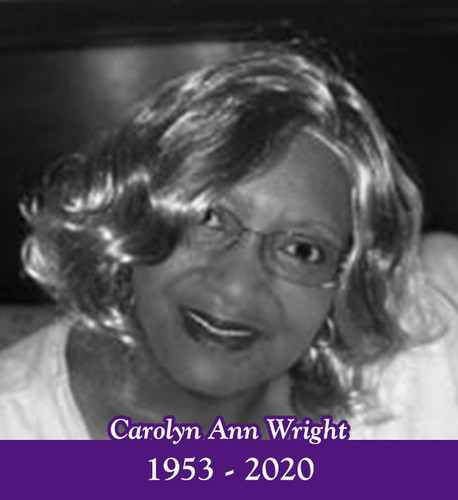 Carolyn Ann Wright