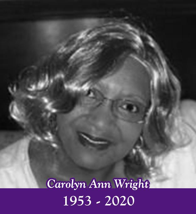 Carolyn Ann Wright