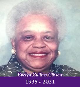 Evelyn Cullins Gibson