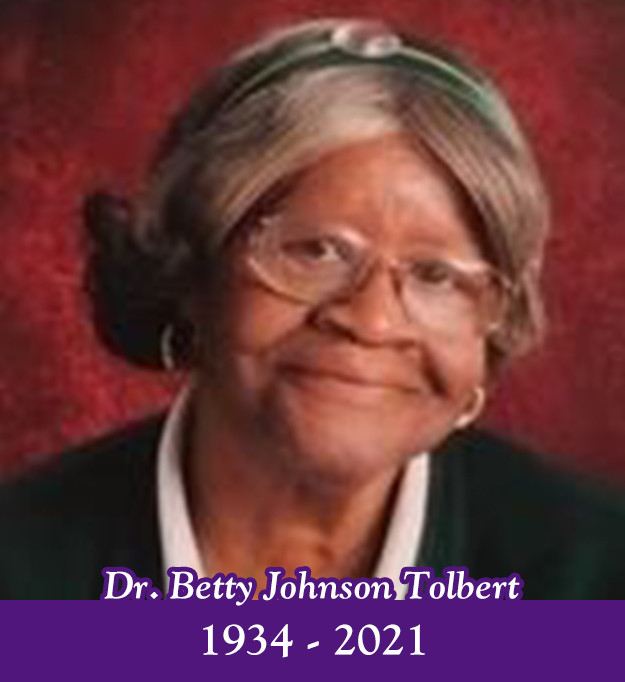Dr. Betty Johnson Tolbert