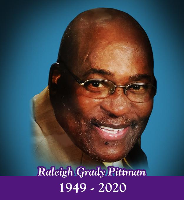 Raleigh Grady Pittman