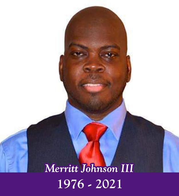 Merritt Johnson III