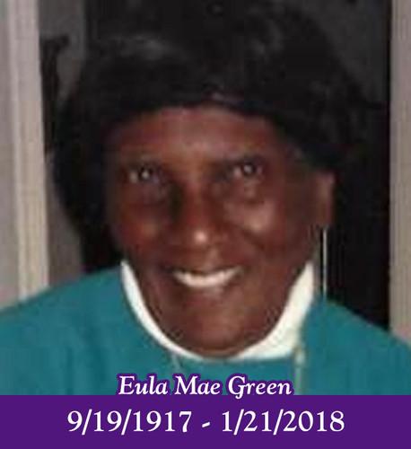 Eula Mae Green