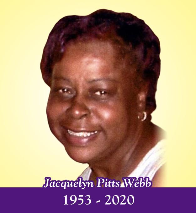 Jacquelyn Pitts Webb