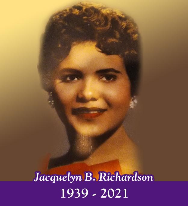 Jacquelyn B. Richardson