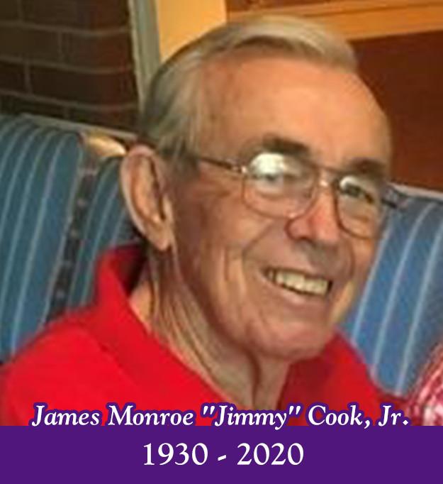 "James Monroe ""Jimmy"" Cook, Jr."