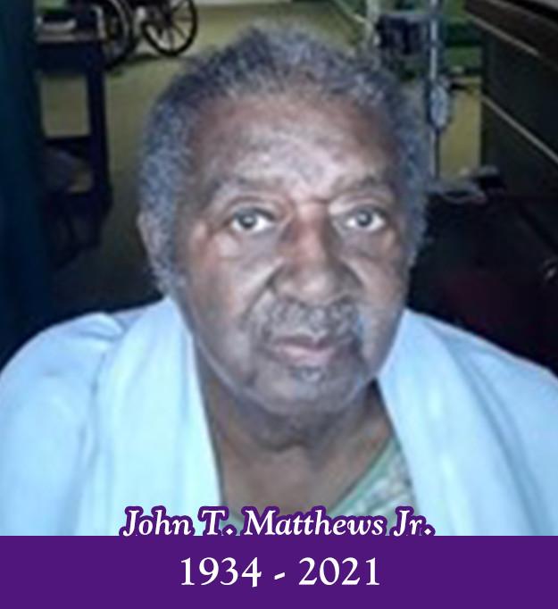 John T. Matthews, Jr.
