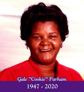 """Gale """"Cookie"""" Parham"""