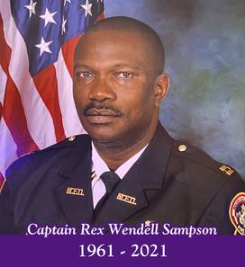Captain Rex Wendell Sampson