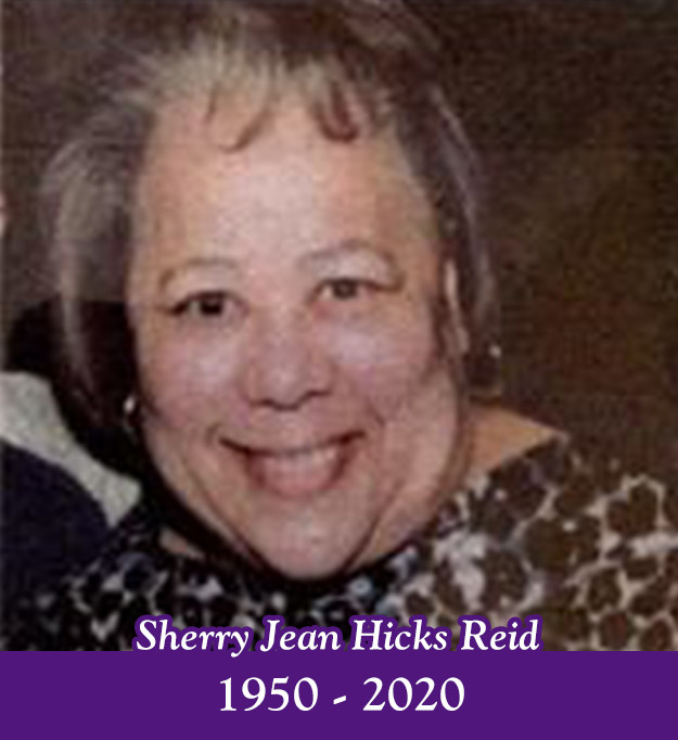 Sherry Jean Hicks Reid