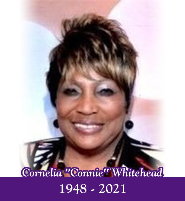 "Cornelia ""Connie"" Whitehead"