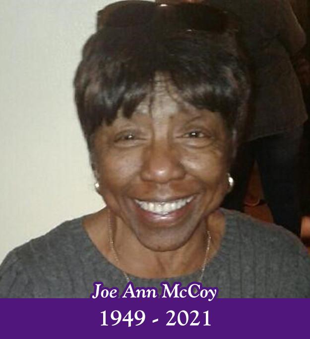 Joe Ann McCoy