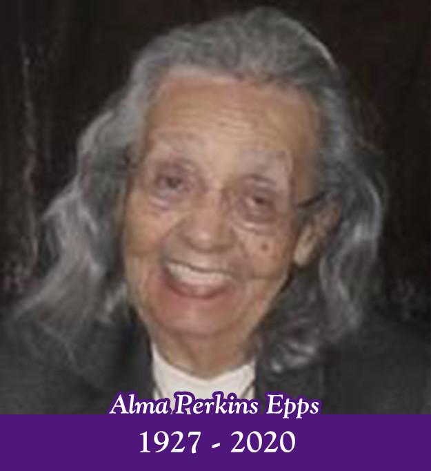 Alma Perkins Epps