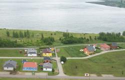Luftbild Ferienhaussiedlung