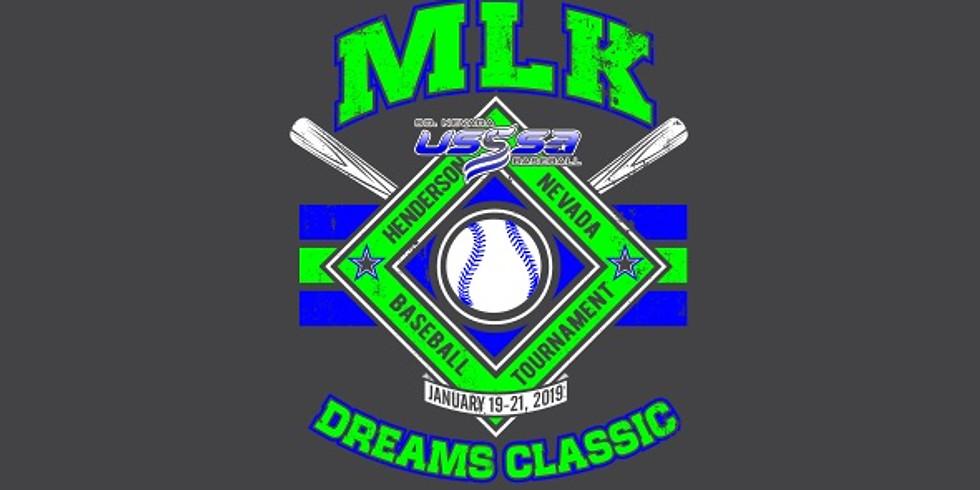 MLK Dreams Classic 12U 14U 16U Teams