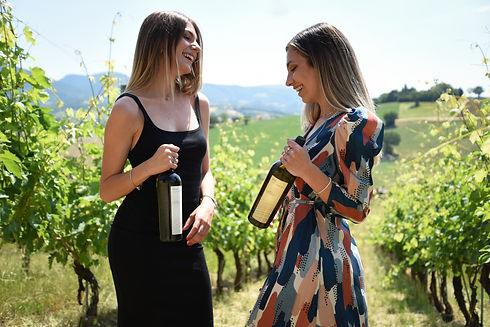 degustazione in vigna marche matelica macerata vino bianco rosso