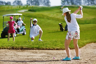 bigstock-Kids-golf-competition-105847019