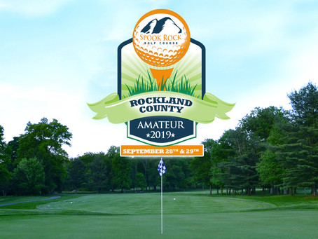 Congratulations and thank you to all of the competitors who played in the 2019 Rockland Amateur!