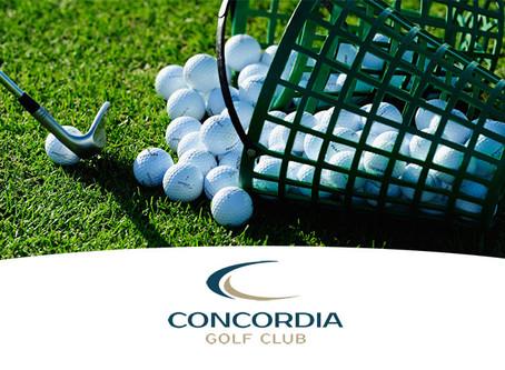 Concordia Golf Club Unveils NEW Driving Range on Saturday, December 21st.