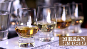 Mezan Rum Tasting on Wednesday, June 23rd
