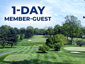 1-Day Member-Guest - Open for Men & Women