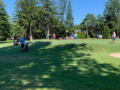 Peddie Golf Club Championship....
