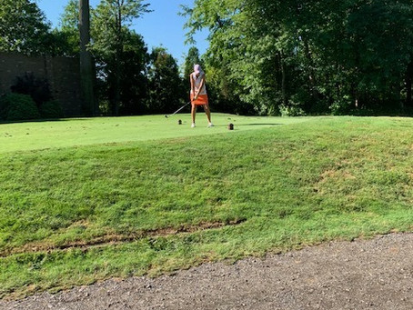 SCULLY CONTINUES WINNING WAYS; TIES MURRAY IN WEEKLY EVENT