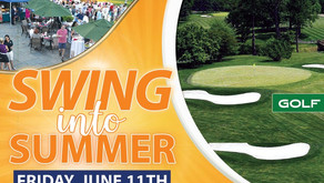 Swing into Summer at TCC on Friday, June 11th!