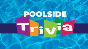 Poolside Adult Trivia on Friday, June 25th