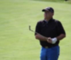 Jim McCann, PGA Professional, at Spook Rock Golf Course