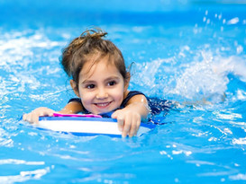 Preseason Tadpoles Clinic and Mommy & Me Swim Lessons