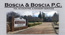 18 4x8 Boscia-Auto Flyer ADV - Postcard