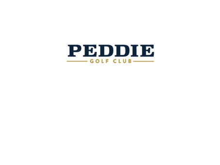 A Message from Peddie Golf Club