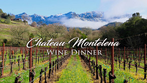 Chateau Montelena Wine Dinner, May 20th