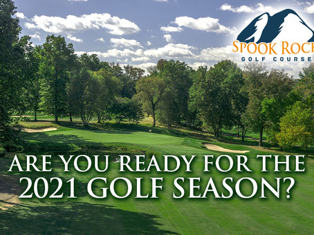 Spook Rock Golf Course2021 ID Card Registration is Open!