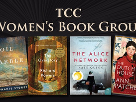 TCC Women's Book Group Returns July 28th!