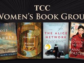 TCC Women's Book Group Schedule