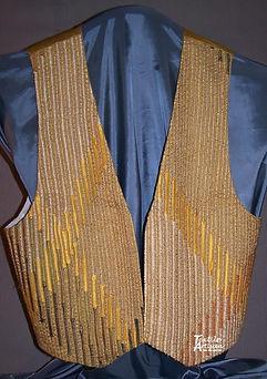 Golden Vest silk.